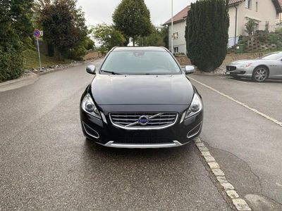gebraucht Volvo V60 D4 AWD Kinetic Geartronic