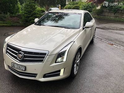 gebraucht Cadillac ATS 2.0 T AWD