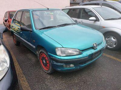 gebraucht Peugeot 106 1.6 Suisse A