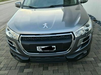 gebraucht Peugeot 4008 4008 1.8 HDI STT1.8 HDI STT