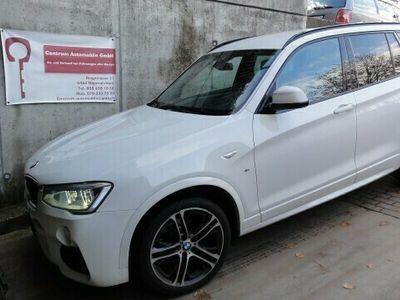 gebraucht BMW X3 xDrive 20d M-Sport-Paket *Facelift* Steptronic
