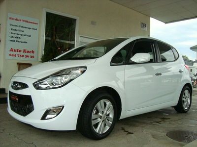 gebraucht Hyundai ix20 1.6 Premium Automatic