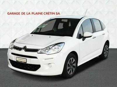 gebraucht Citroën C3 1.2i Séduction