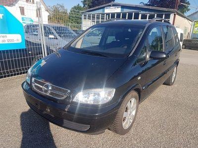 gebraucht Opel Zafira 1.8i 16V Riviera