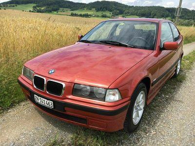 gebraucht BMW 318 Compact 3er Compact ti Comfort