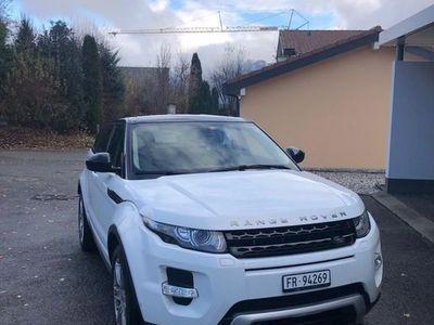 gebraucht Land Rover Range Rover evoque 2.2 TD4 Dynamic AT9