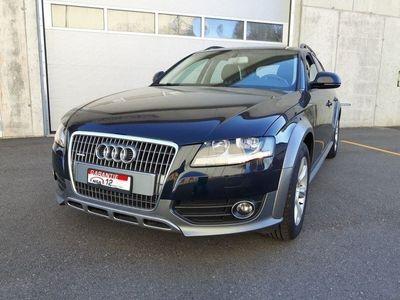gebraucht Audi A4 Allroad 2.0 TDI 143