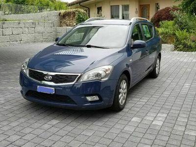 gebraucht Kia cee'd Sporty Wagon 1.4 16V _seven