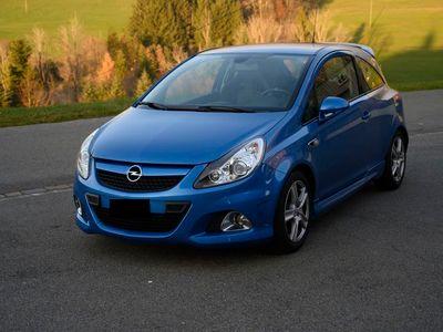 gebraucht Opel Corsa 1.6 T OPC