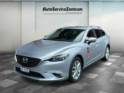 gebraucht Mazda 6 Sport Wagon 2.2 D Ambition AWD