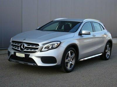 gebraucht Mercedes GLA200 GLA-Klasse GLA 200 AMG Line 7G-DCT GLA-KlasseAMG Line 7G-DCT