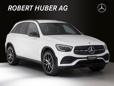 gebraucht Mercedes 200 GLCd AMG Line 4Matic