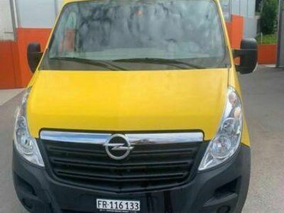 gebraucht Opel Movano Movano 2.3 CDTI 3.5t L2H22.3 CDTI 3.5t L2H2