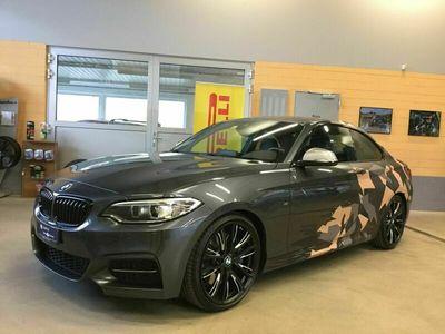 gebraucht BMW M235 2erxDrive Steptronic