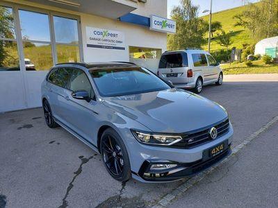 gebraucht VW Passat Variant 2.0 TSI R-Line Ed. DSG 4m