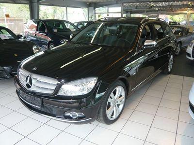 gebraucht Mercedes C230 T Avantgarde 7-G Tronic