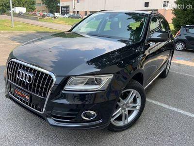 gebraucht Audi Q5 tdi