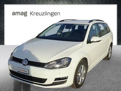 gebraucht VW Golf Variant 1.4 TSI Comfortline DSG