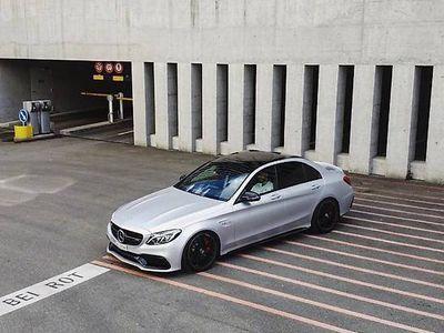 gebraucht Mercedes C63S AMG