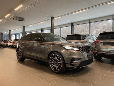 gebraucht Land Rover Range Rover Velar D 300 First Edition Automatic