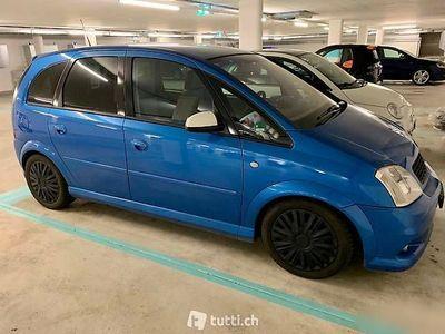 gebraucht Opel Meriva OPC 180 PS!!!