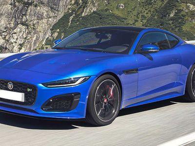 gebraucht Jaguar F-Type COUPÉ P300 Neu 2020