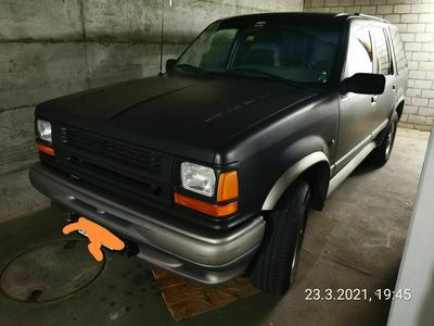 gebraucht Ford Explorer USA USA Explorer Explorer 4.0 V6 4x4 Explorer4.0 V6 4x4