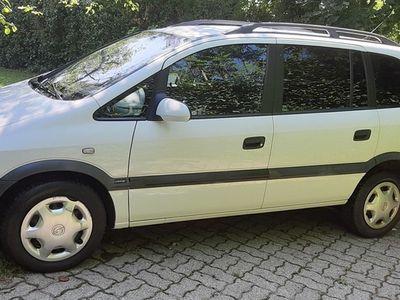 gebraucht Opel Zafira 1.8i 16V Comfort