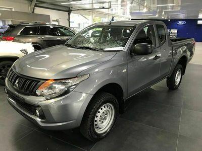 gebraucht Mitsubishi L200 L 200 2.4 Value Club Cab