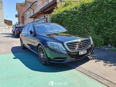 gebraucht Mercedes S500L