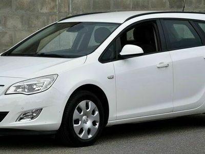 gebraucht Opel Astra SportsTourer 1.4i 16V Turbo Enjoy Automatic
