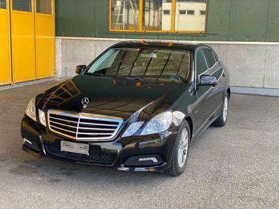 gebraucht Mercedes E350 E-KlasseCDI BlueEfficiency Avantgarde 7G-Tronic