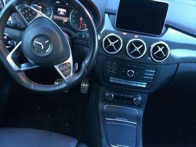 gebraucht Mercedes B250 AMG Line