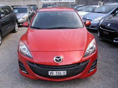gebraucht Mazda 3 1.6 16V CD Exclusive