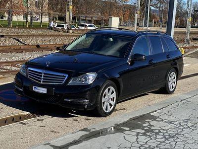"gebraucht Mercedes C250 C-KlasseCDI Kombi DIESEL, 20"" Alufelgen, AHK"