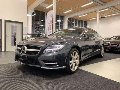 gebraucht Mercedes CLS500 Shooting Brake Executive 4Matic