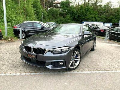gebraucht BMW 430  i Cabriolet xDrive M Sport Steptronic