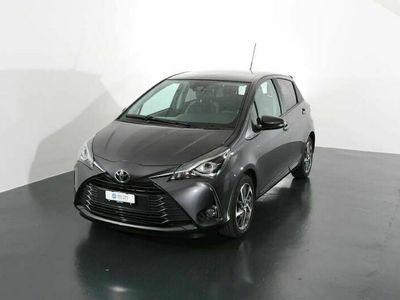 gebraucht Toyota Yaris 1.5 VVT-iE Trend MdS