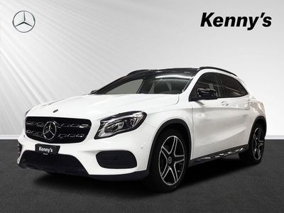 gebraucht Mercedes GLA220 GLA-KlasseAMG Line 4Matic
