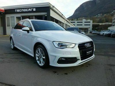 gebraucht Audi A3 1.4 TFSI S-Line
