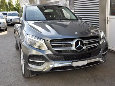 gebraucht Mercedes GLE250 GLE-Klassed Executive 4Matic 9G-Tronic