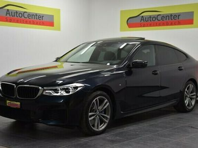 gebraucht BMW 640  d GT xDrive Steptronic M-SPORTPAKET