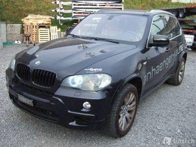 gebraucht BMW X5 xDrive 48i (4.8i) Steptronic