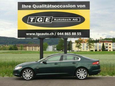 gebraucht Jaguar XF 3.0d S V6 Premium Luxury