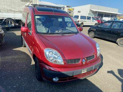 gebraucht Renault Kangoo Kangoo 1.6 16V Alizé1.6 16V Alizé