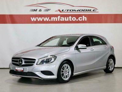 gebraucht Mercedes A180 BlueEF Style