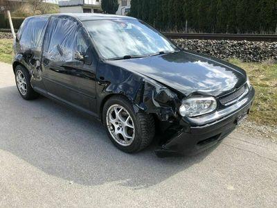 gebraucht VW Golf IV Golf 4 1,6l 16V mit Unfall1,6l 16V mit Unfall