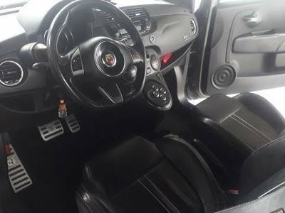 gebraucht Fiat 500 Abarth 500 cabrio automatica