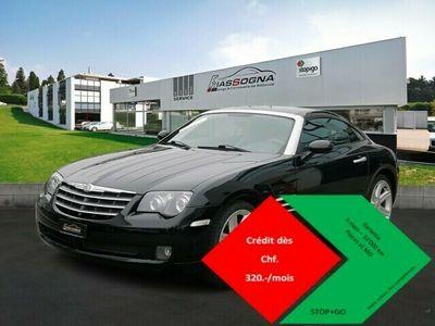 gebraucht Chrysler Crossfire Coupé 3.2 V6 18V