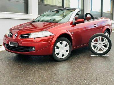 gebraucht Renault Mégane Cabriolet 2.0 16V T Privilège Luxe